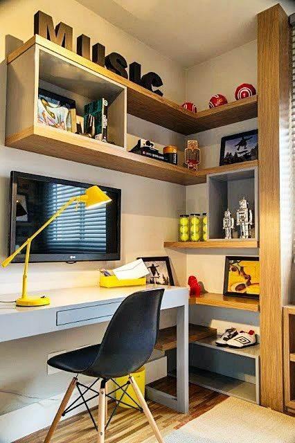 ter um escritrio em casa te d a vantagem de decorlo exatamente como voc quer com muito estilo prprio organizao e