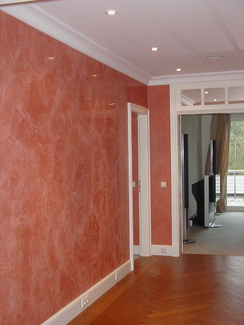 Paredes Com Grafiato 34 Texturas E Cores Decora O De Casa -> Fotos De Paredes Com Grafiato