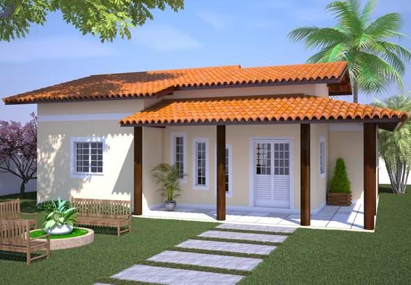 Casas com alpendre lindas varandas ao redor decora o de casa - Casas muy baratas ...