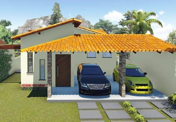 Casas com Alpendre: Lindas Varandas ao Redor