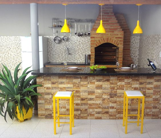 Reas de churrasco com diferentes tipos de churrasqueira for Decoracion barata pisos pequenos