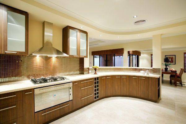 Cozinhas de Luxo Decoradas Impressionantes!