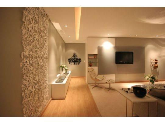 Sala De Jantar Rebaixada Com Gesso ~  é um ambiente social Conheça dicas para decorar salas com gess