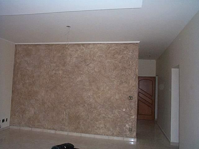 38 salas com grafiato modernas e estilosas decora o de for Interno s