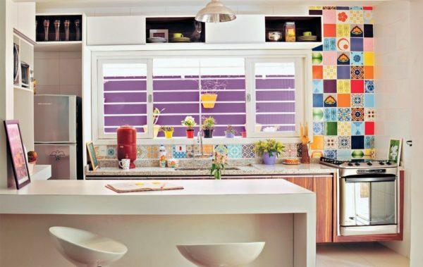 Cozinhas com Azulejos Decorados e Modernos!