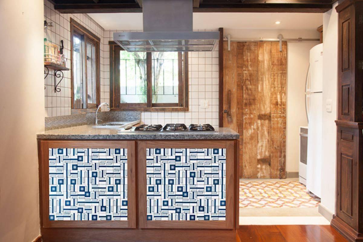 Cozinhas Com Azulejos Decorados E Modernos Decora O De Casa
