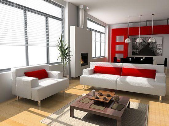 Gosta de Salas Modernas? Veja 55 modelos Incríveis !