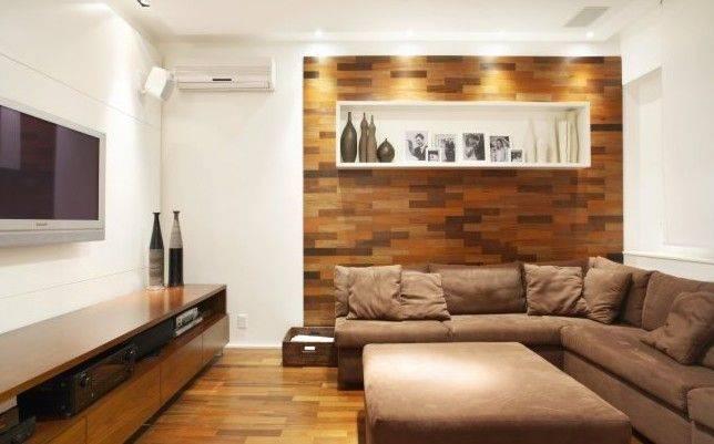 69 combina es de parede e piso decora o de casa for Salas en l pequenas