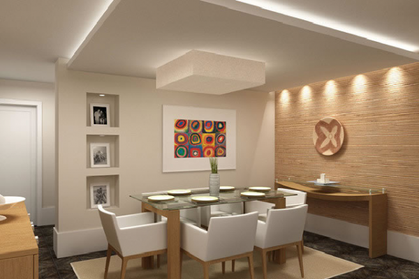 10 dicas para montar sua sala de jantar
