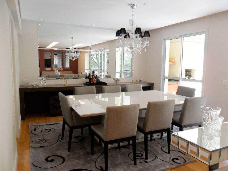 Sala De Jantar Retangular ~  Essenciais para Montar uma Sala de Jantar – Decoração de Casa