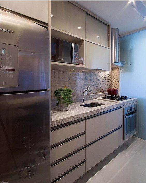 Cozinhas para Apartamento Simples e Modernas