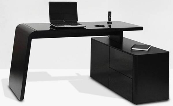 Escrit rio pequeno 22 ambientes funcionais decora o - Mesas de escritorio de diseno ...