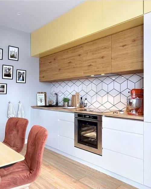 Papel de Parede Para Cozinha: 43 Inspirações!