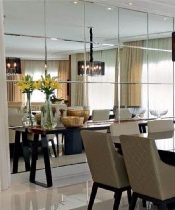 +40 Espelhos Para Sala Decorativos e Encantadores!