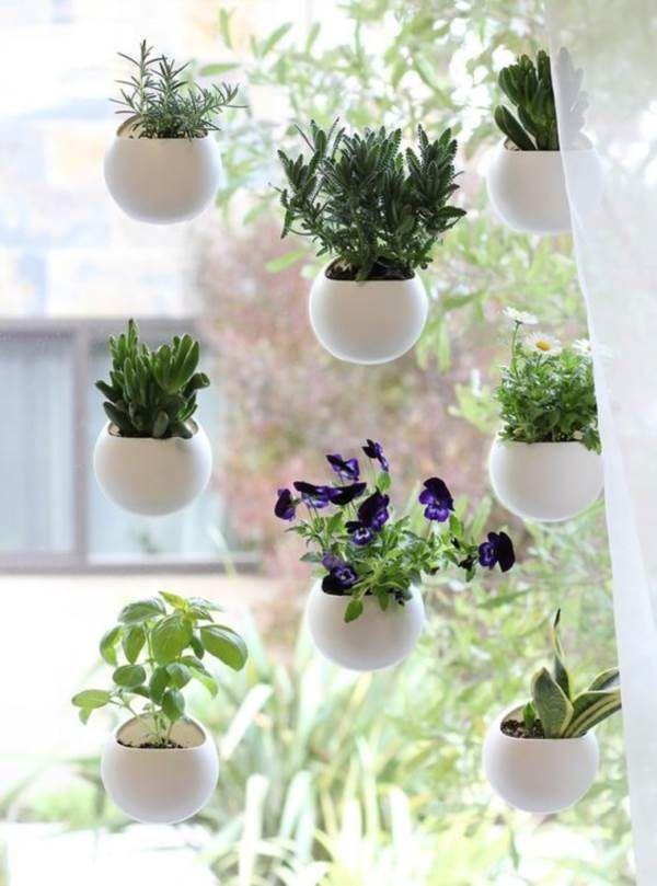 40 Modelos de Jardim Vertical Artificiais e Naturais
