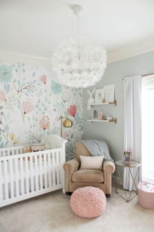 32 Lustres De Quarto De Beb 234 Para Se Apaixonar