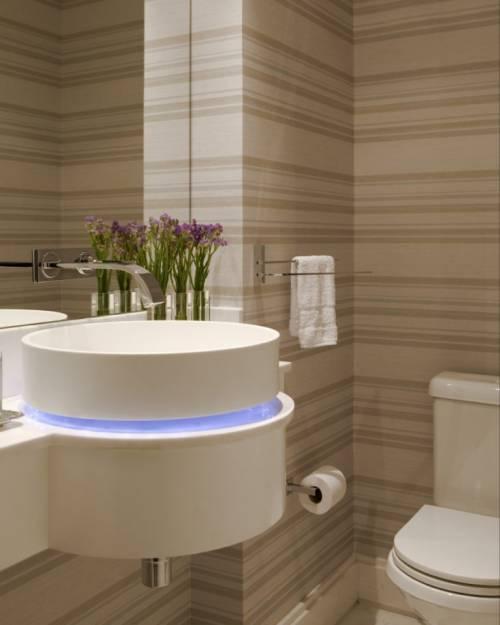Papel de Parede para Banheiro +50 Modelos Diferentes!