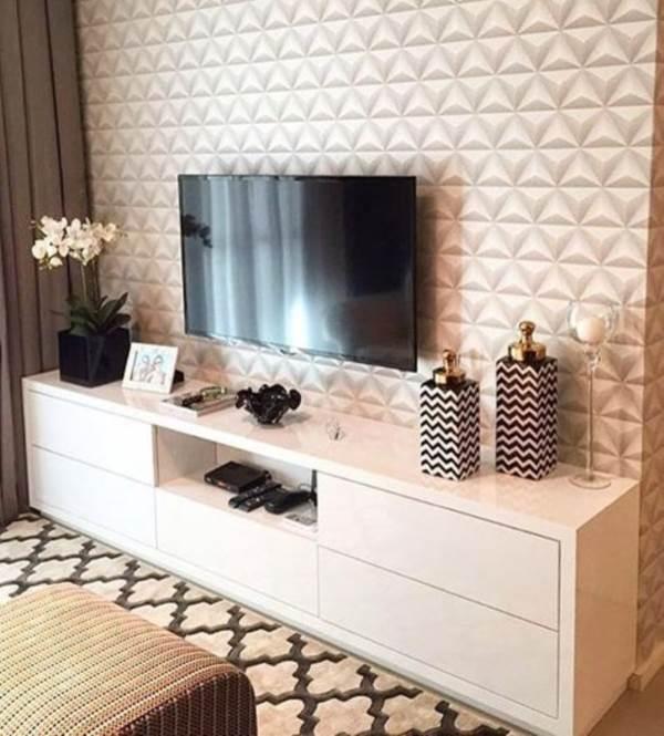 45 Decorações para Sala de TV com Estilo e Elegância – Decoração de Casa
