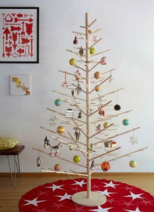 Árvore de Natal Artesanal: 48 Modelos Surpreendentes e Fáceis de Fazer!