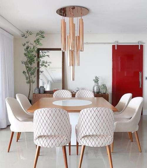 54 Cadeiras para Sala de Jantar Modernas!