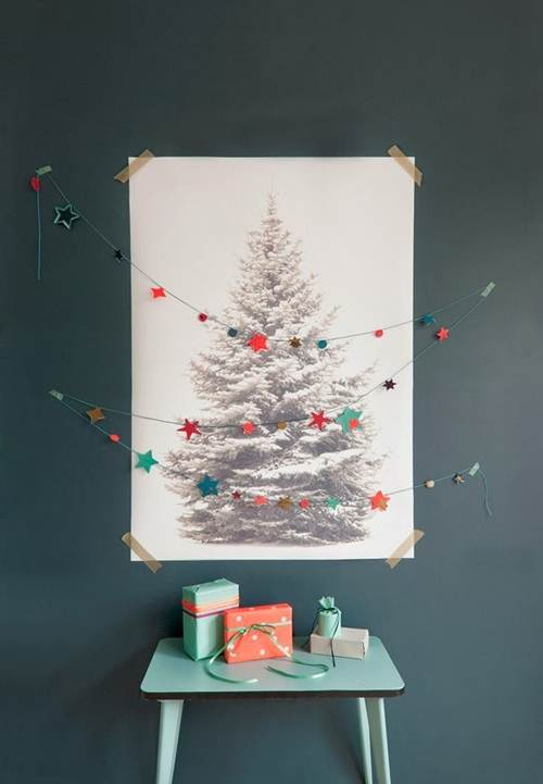 Decoração Simples de Natal: 45 Ideias Surpreendentes!