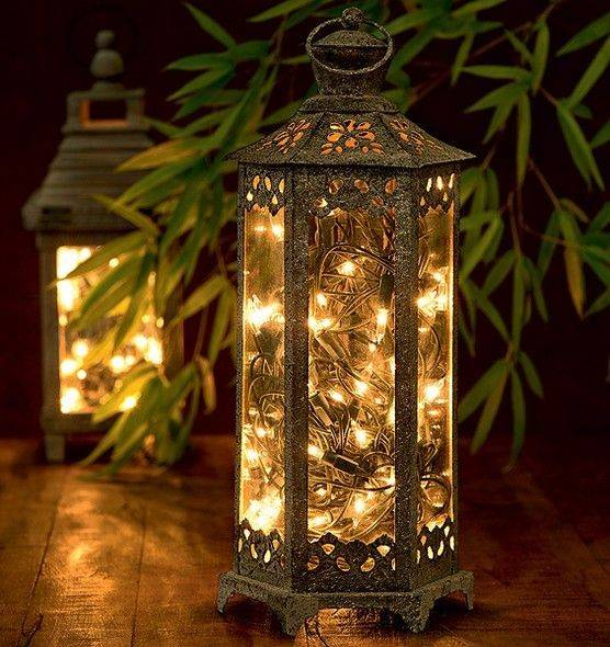 Iluminação de Natal com as Lindas Ideias para se Inspirar!