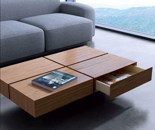 25 Mesas de Centro para Sala com Designs Incríveis!