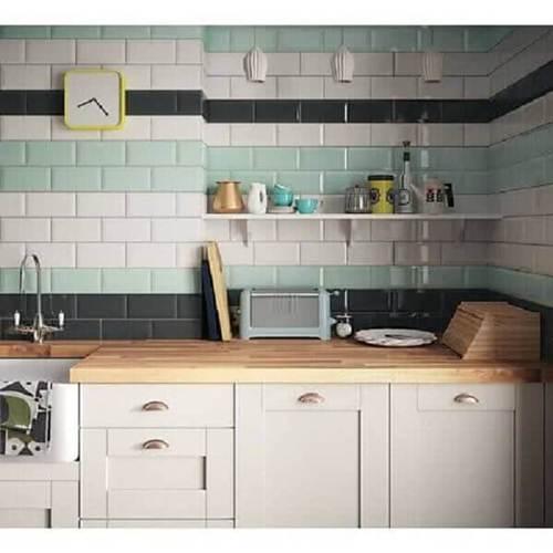 63 Revestimentos Para Cozinha Modernos E Super Charmosos