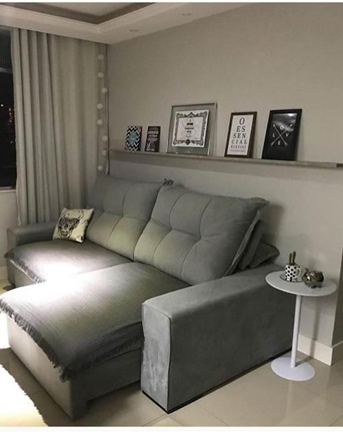 32 Sofás Para Sala Pequena Com Designs Ideais Decoração
