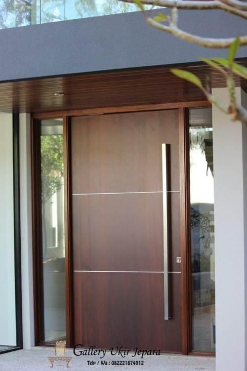 41 Portas de Madeira para Sala Sofisticadas e Elegantes!