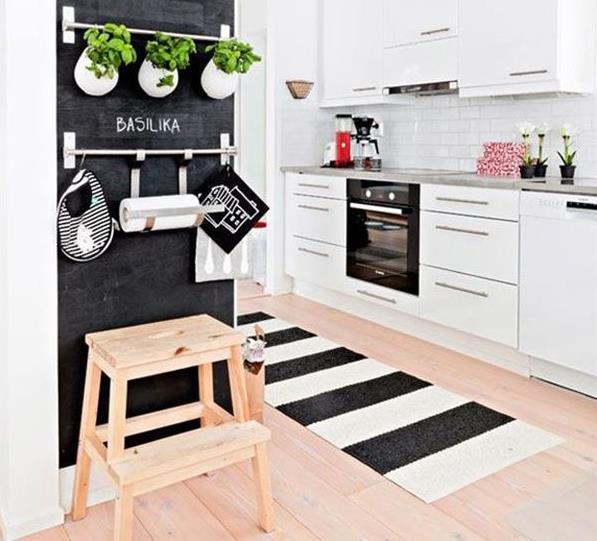 Tapetes para Cozinha: 31 Modelos para Todos os Gostos!